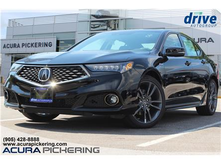 2019 Acura TLX Tech A-Spec (Stk: AT477) in Pickering - Image 1 of 35