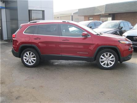 2016 Jeep Cherokee Limited (Stk: 19146A) in Stratford - Image 2 of 27