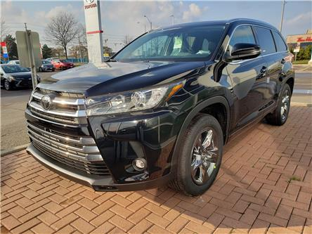 2019 Toyota Highlander Limited (Stk: 9-1290) in Etobicoke - Image 1 of 6