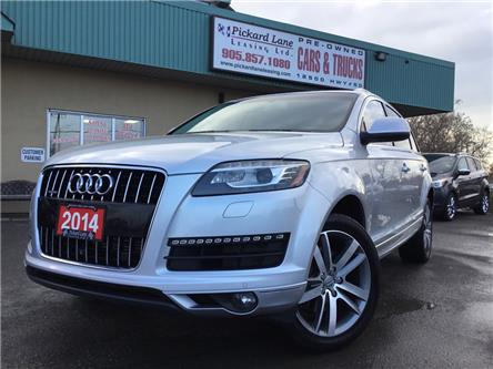2014 Audi Q7 3.0T Technik (Stk: ED001262) in Bolton - Image 1 of 23