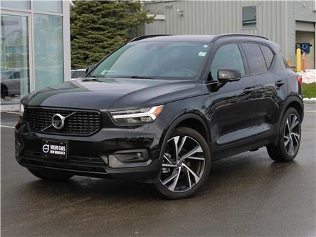2019 Volvo XC40 T5 R-Design (Stk: V190393A) in Fredericton - Image 1 of 9