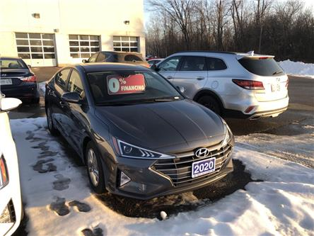 2020 Hyundai Elantra Preferred w/Sun & Safety Package (Stk: 9921) in Smiths Falls - Image 2 of 4