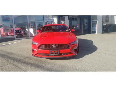 2019 Ford Mustang I4 (Stk: 9S0746A) in Duncan - Image 1 of 13