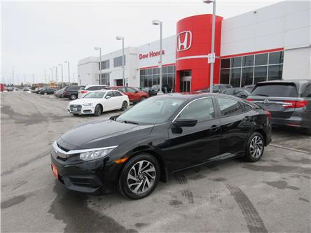 2016 Honda Civic EX (Stk: VA3713) in Ottawa - Image 1 of 21