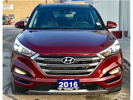 2016 Hyundai Tucson Ultimate (Stk: 8148H) in Markham - Image 2 of 22