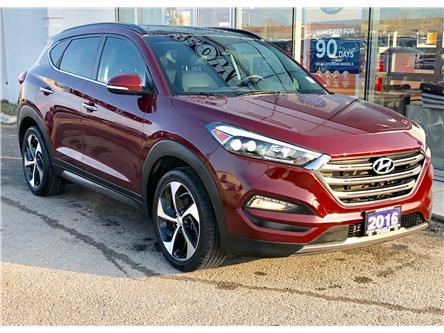 2016 Hyundai Tucson Ultimate (Stk: 8148H) in Markham - Image 1 of 22