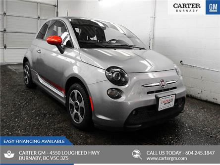 2016 Fiat 500E 3dr HB (Stk: P9-59900) in Burnaby - Image 1 of 22