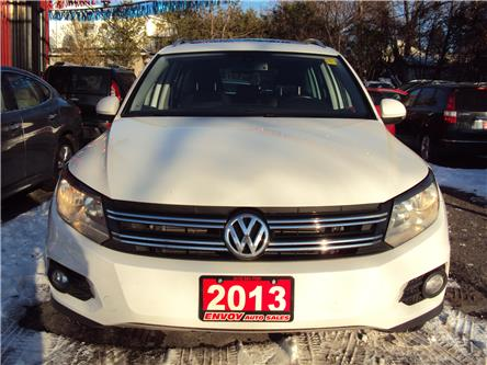 2013 Volkswagen Tiguan 2.0 TSI Highline (Stk: ) in Ottawa - Image 2 of 29