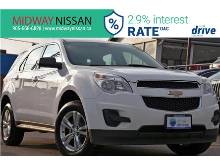 2011 Chevrolet Equinox LS (Stk: U1891RA) in Whitby - Image 1 of 27