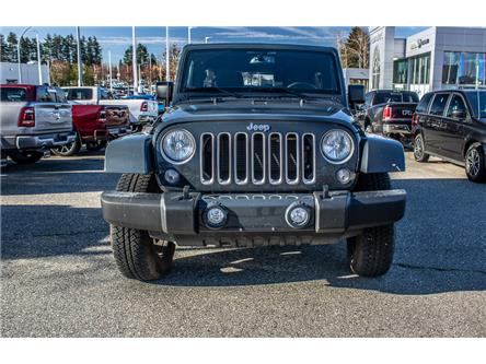 2018 Jeep Wrangler JK Unlimited Sahara (Stk: AB0953) in Abbotsford - Image 2 of 25