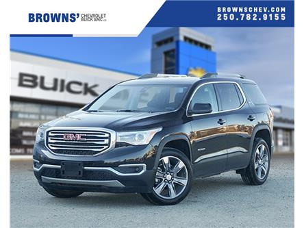 2018 GMC Acadia SLT-2 (Stk: T19-996A) in Dawson Creek - Image 1 of 18