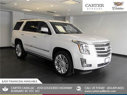 2020 Cadillac Escalade Platinum (Stk: C0-46950) in Burnaby - Image 1 of 24