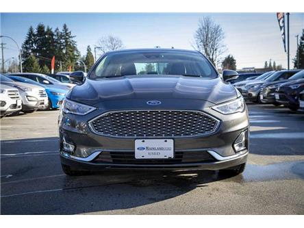 2019 Ford Fusion Hybrid Titanium (Stk: P6231) in Vancouver - Image 2 of 27