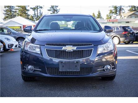 2014 Chevrolet Cruze LTZ (Stk: JP017242A) in Vancouver - Image 2 of 23