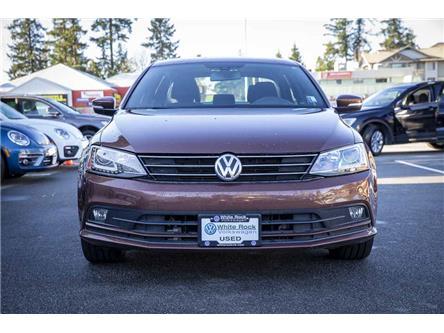 2016 Volkswagen Jetta 1.4 TSI Comfortline (Stk: KA527121A) in Vancouver - Image 2 of 21