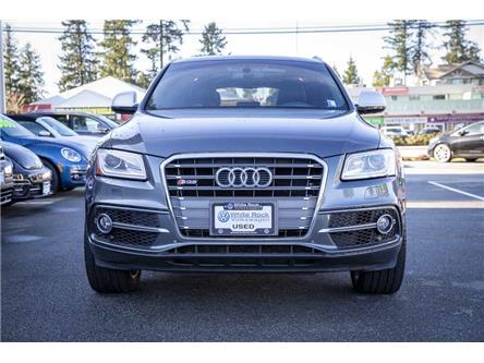 2015 Audi SQ5 3.0T Progressiv (Stk: VW0882) in Vancouver - Image 2 of 22