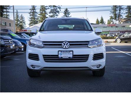 2014 Volkswagen Touareg 3.6L Comfortline (Stk: VW1002A) in Vancouver - Image 2 of 24