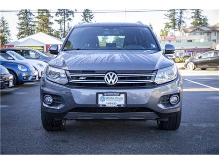 2016 Volkswagen Tiguan Highline (Stk: VW1010) in Vancouver - Image 2 of 24