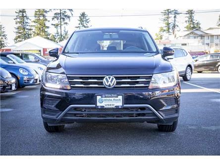 2019 Volkswagen Tiguan Trendline (Stk: VW1022) in Vancouver - Image 2 of 24