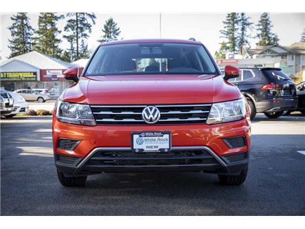 2019 Volkswagen Tiguan Trendline (Stk: VW1023) in Vancouver - Image 2 of 21