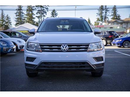 2019 Volkswagen Tiguan Trendline (Stk: VW1024) in Vancouver - Image 2 of 20