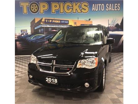 2018 Dodge Grand Caravan Crew (Stk: 295545) in NORTH BAY - Image 1 of 29