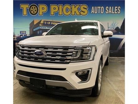 2018 Ford Expedition Max Limited (Stk: a35353) in NORTH BAY - Image 1 of 30