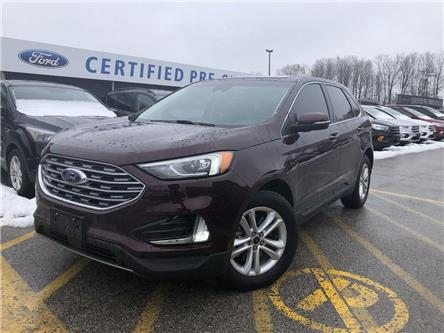 2019 Ford Edge SEL (Stk: ED191144A) in Barrie - Image 1 of 28