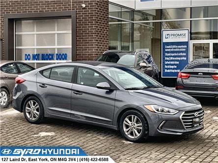2018 Hyundai Elantra GL (Stk: H4993A) in Toronto - Image 1 of 28