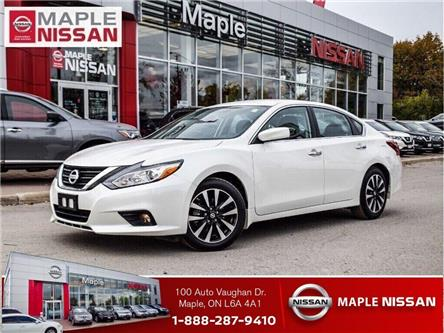 2018 Nissan Altima 2.5 SV|Alloys|Heated Seats|Backup Camera (Stk: UM1673) in Maple - Image 1 of 26