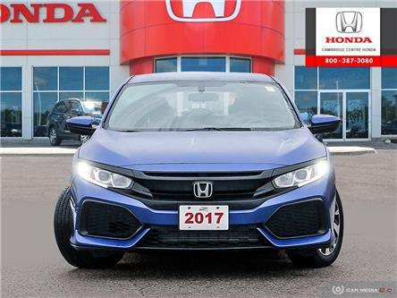 2017 Honda Civic LX (Stk: 20386A) in Cambridge - Image 2 of 27