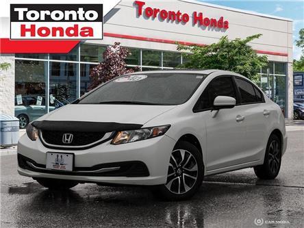 2015 Honda Civic Sedan EX (Stk: 39718) in Toronto - Image 1 of 27
