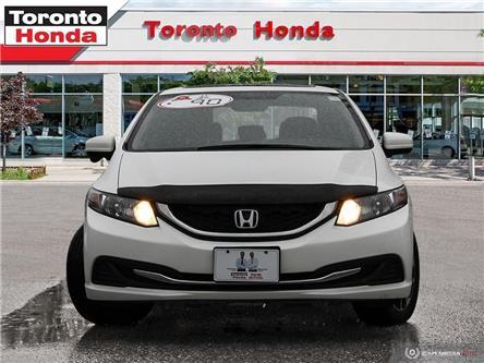 2015 Honda Civic Sedan EX (Stk: 39718) in Toronto - Image 2 of 27