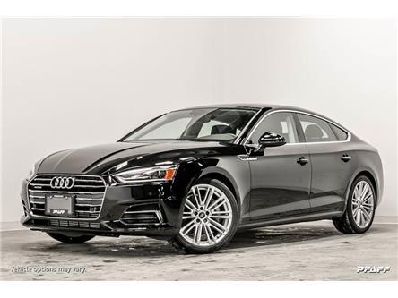 2019 Audi A5 45 Komfort (Stk: T17379) in Vaughan - Image 1 of 22