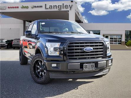 2017 Ford F-150 XLT (Stk: K873496A) in Surrey - Image 1 of 24