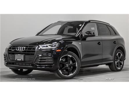 2020 Audi Q5 45 Progressiv (Stk: T17694) in Vaughan - Image 1 of 22