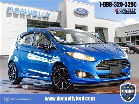 2016 Ford Fiesta SE (Stk: PLDUR6248A) in Ottawa - Image 1 of 28