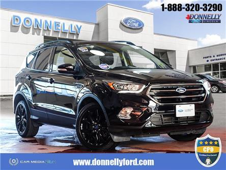 2019 Ford Escape Titanium (Stk: DUR6303) in Ottawa - Image 1 of 28