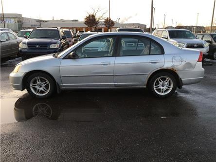 2002 Honda Civic LX-G ALLOY WHEELS, ABS, STEEING WHEEL CONTROLS, 4 (Stk: 45097A) in Brampton - Image 2 of 10