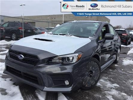 2020 Subaru WRX Sport-Tech MT (Stk: 34104) in RICHMOND HILL - Image 1 of 21