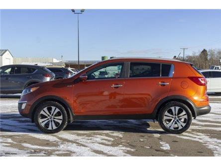 2012 Kia Sportage EX (Stk: V1083) in Prince Albert - Image 2 of 10