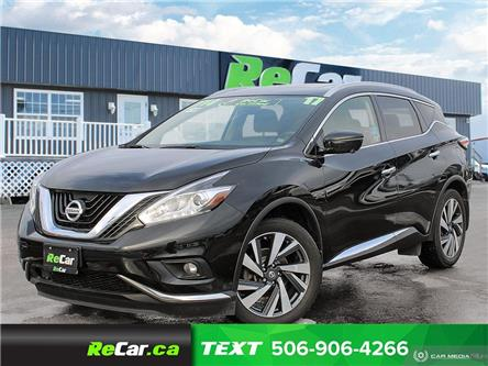 2017 Nissan Murano Platinum (Stk: 191216A) in Fredericton - Image 1 of 25