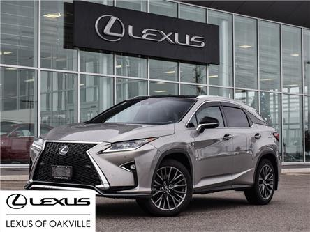 2017 Lexus RX 350 Base (Stk: UC7842) in Oakville - Image 1 of 24