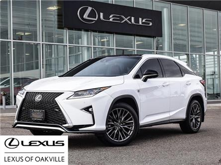 2017 Lexus RX 350 Base (Stk: UC7828) in Oakville - Image 1 of 23