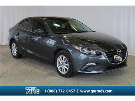 2016 Mazda Mazda3 GS (Stk: 296714) in Milton - Image 1 of 44