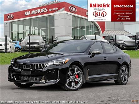 2020 Kia Stinger GT Limited w/Red Interior (Stk: SG20006) in Mississauga - Image 1 of 24