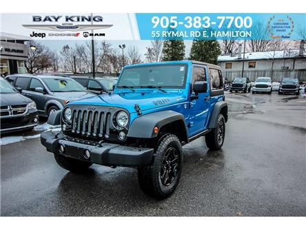 2015 Jeep Wrangler Sport (Stk: 197223A) in Hamilton - Image 1 of 19