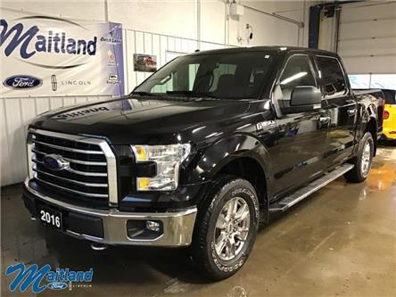 2016 Ford F-150 XLT (Stk: FB4381) in Sault Ste. Marie - Image 1 of 30