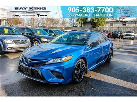2018 Toyota Camry  (Stk: 207515A) in Hamilton - Image 1 of 24