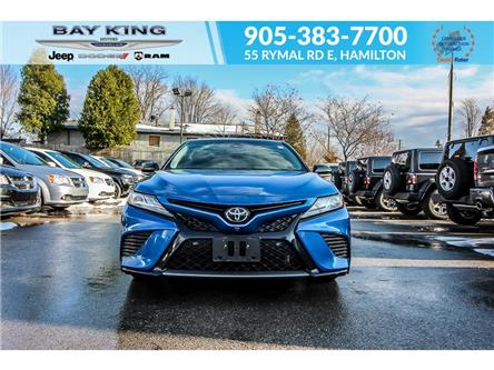 2018 Toyota Camry  (Stk: 207515A) in Hamilton - Image 2 of 24